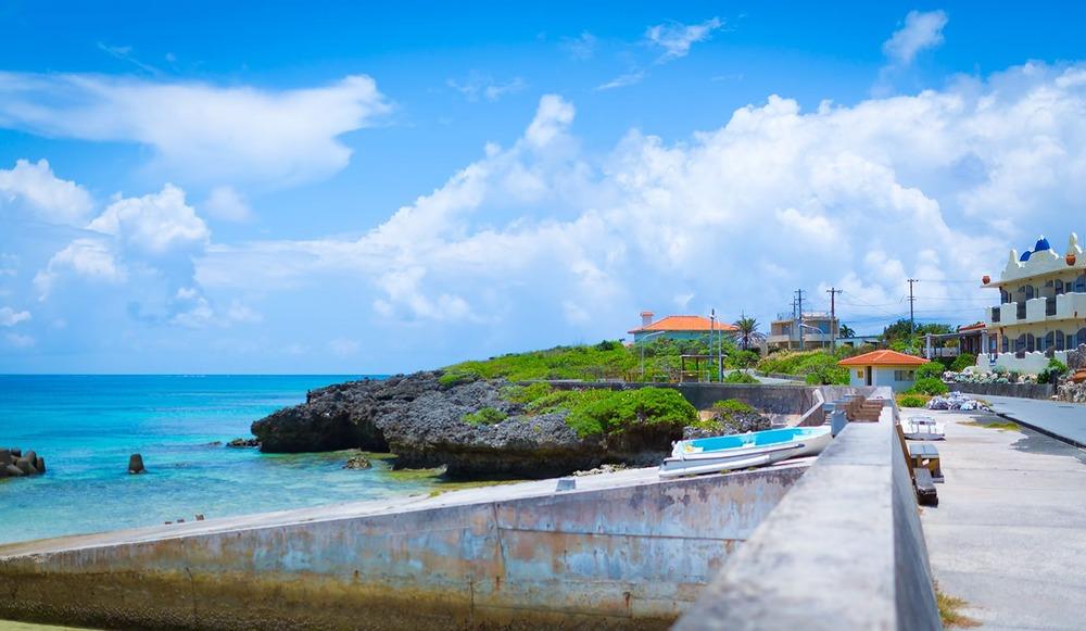 宮古島,沖縄,キャバクラ,旅行,街並み
