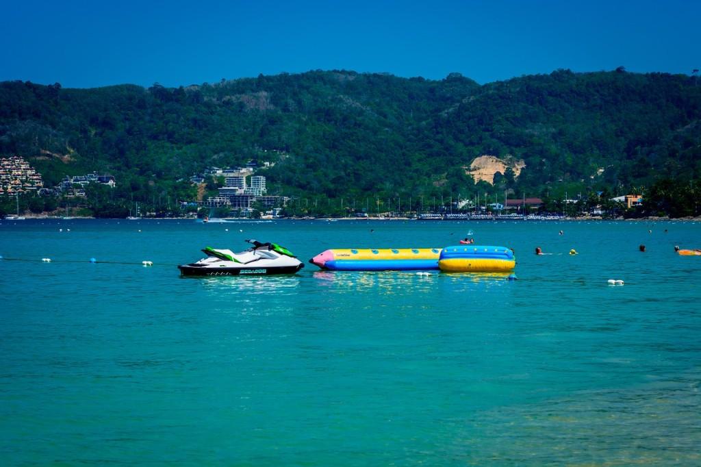 宮古島,キャバクラ,マリンスポーツ,バナナボート,ブログ画像