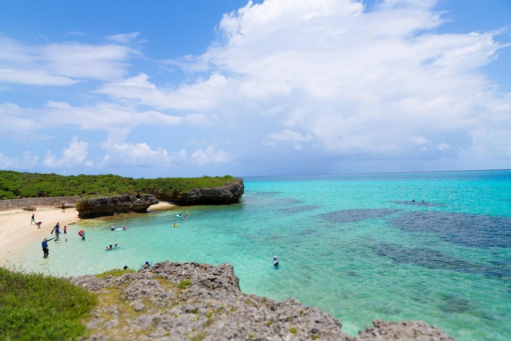 宮古島,沖縄,キャバクラ,海岸