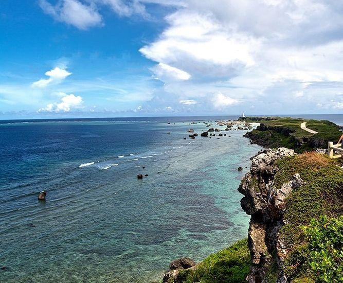 宮古島,キャバクラ,沖縄,平安名崎灯台,絶景スポット