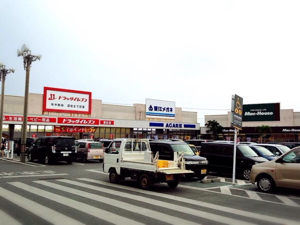 宮古島,キャバクラ,沖縄,ブログ画像,街並み